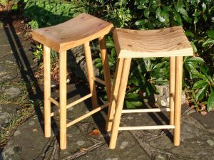 Contemporary bar stools