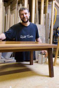 Ian Bristol bespoke furniture